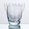 Набор стаканов для напитка 250г из 6-ти штук бесцв.стекло  3993