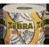 Бумага туалетная зебра макси  200гр со втулкой вторсырье