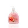 Мыло жидкое серебрянная роса нежная роза 500 мл