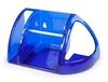 Полка для туалета (синий п/п)