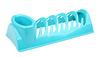 Сушилка для посуды compakt (бирюза)