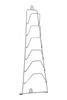 Подвеска для крышек оц (180х87х568)