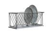 Подставка для сушки посуды пс-3 комбинированная п/п 408х275х517