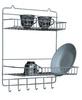 Подставка для сушки посуды пс-2 малогабаритная п/п 517х408х229