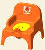 Горшок-кресло туалетное детское