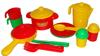 Набор детск.посуды настенька на 2персоны / 3902