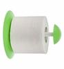 """Держатель для туалетной бумаги """"agua""""(салатный)"""