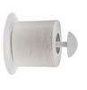 """Держатель для туалетной бумаги """"agua""""(снежно-белый)"""
