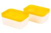 Набор органайзеров для хранения good (лимон)
