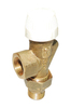 Клапан радиаторный регулир. v2000 evc 15(осевой)