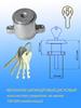Механизм цилиндровый мцд-зв4д.