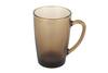 Кружка 300мл стекл.дымка mattina di cafe 62005/62006