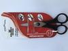 Ножницы универсальные для рукоделия soft touch l-135 h-090 к.п.