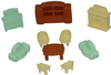 Набор мебели для кукол №3, 10 элемент.