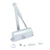 Доводчик дверной apecs dc-20.4/1050/085-a2-sl серебро