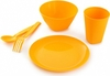 Набор посуды для детей (солнечный)