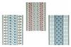Набор полотенец из 3-х штук 45*60 100% лен 1с