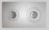 Плита чугунная двухконфорочная п2-3 н 710х410