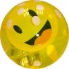 Мяч световой в горошек 6,5см