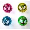 Мяч световой человек-паук 6,5см
