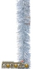 Мишура  праздничная  серебро  d-35  1 м  м1071/1  изгот.пк пласт