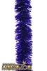 Мишура  праздничная  фиолетовый 2м  d-35  м1075  изгот.пк пласти