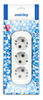 Колодка smartbuy 3гн 16а/3,5квт с заз