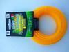 Леска для триммера/шнур кордовый 2,7х15 круг, желт