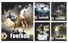 Тетрадь общая 48 листов футбол