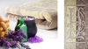Полотенце махровое 50*100 privilea рис.орнамент  1с