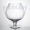 Ваза-бокал 12л бесцв.стекло 100/1 6205