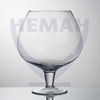 Ваза бокал 3,5л бесцв.стекло  6205 100/1